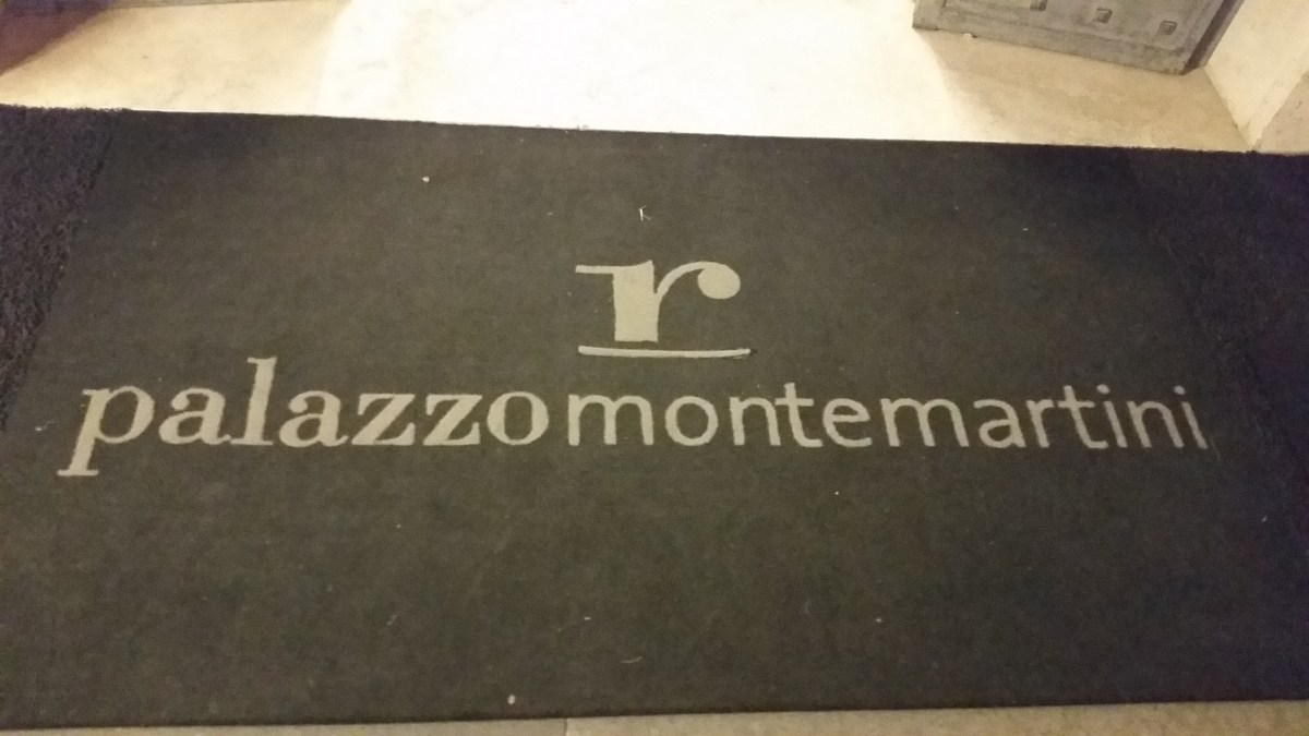 Palazzo Montemartini e la sua Terrazza: That's The Party
