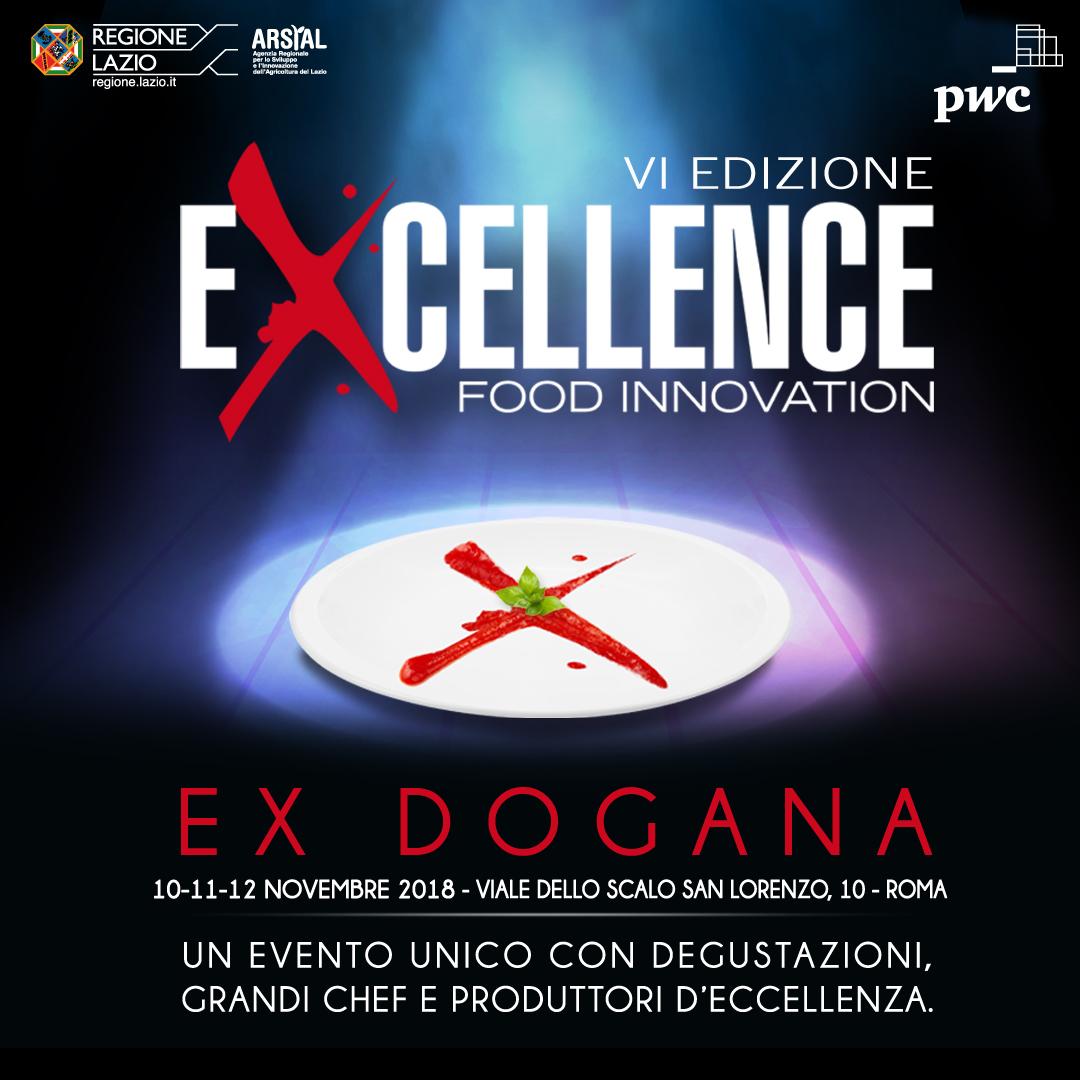 Excellence 2018-Locandina