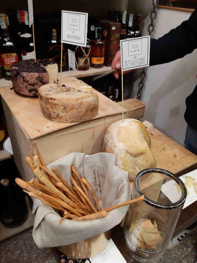 Sara Bistrot selezioni formaggi