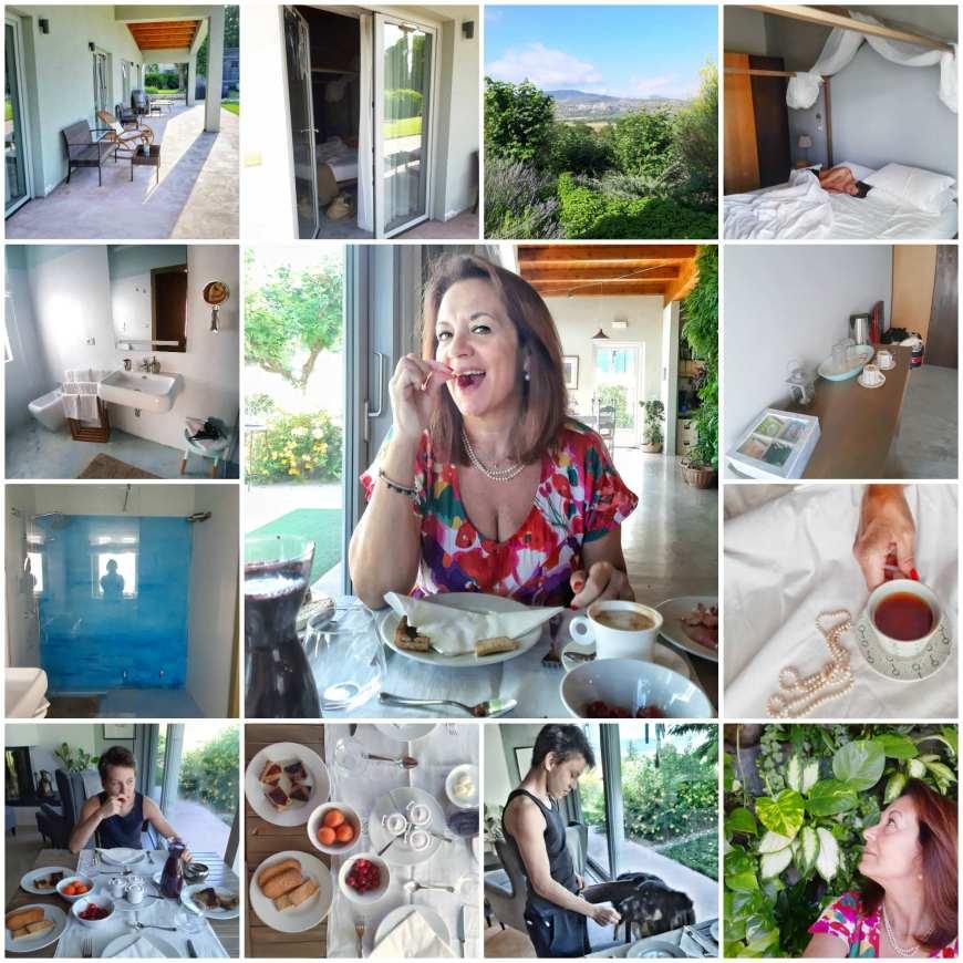 In Abruzzo con Gusto Terre di solina Stanza