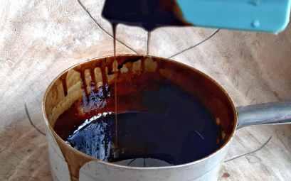 salsa al caffè anteprima
