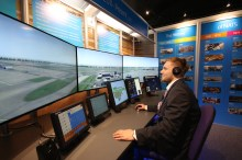 Air Traffic Control Simulator
