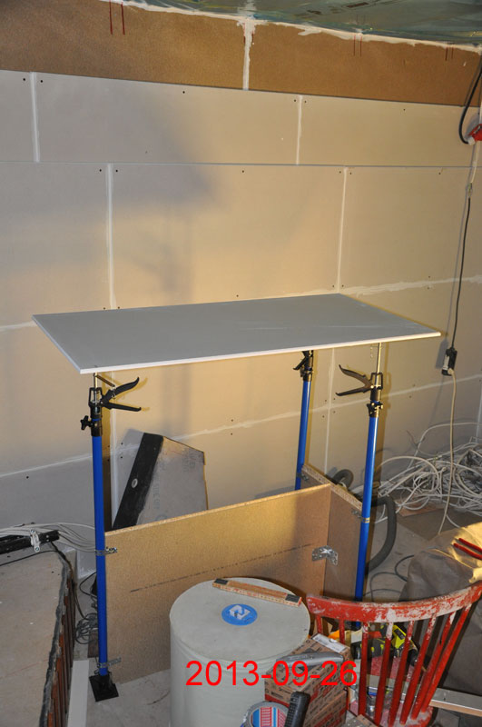 Diy Drywall Lift