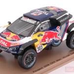 Spark Model S5622 Peugeot 3008 Dkr Maxi N 303 Dakar 2018 C Sainz L Cruz 1 43 Auto Rally Scala 1 43