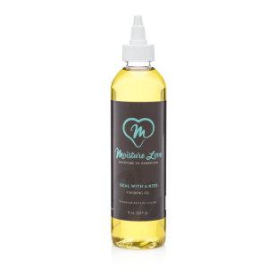 MOISTURE LOVE: Seal with a Kiss Finishing Oil 237/8oz