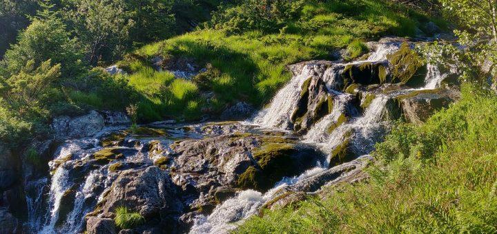 Fossefall i Vest-Norge
