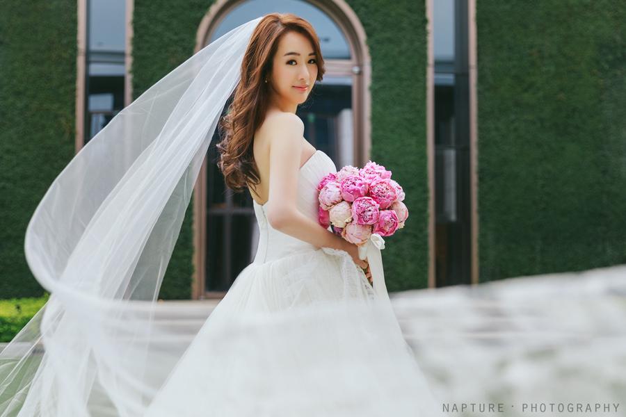 [婚攝] David & Camilly 婚禮記錄@萬豪酒店