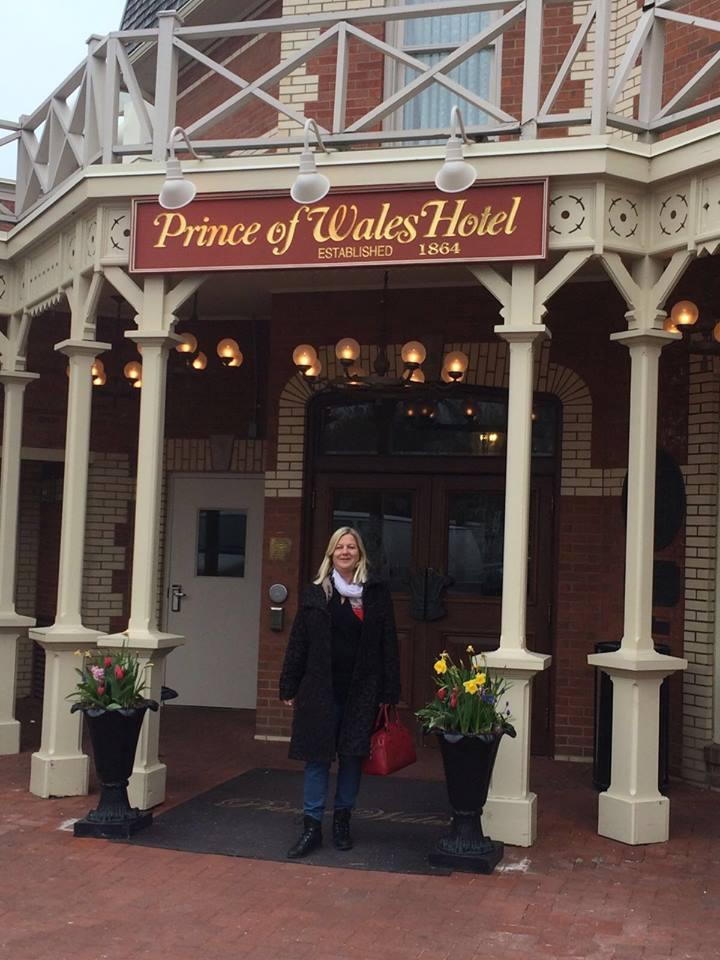 Prince of Wales Hotel in Niagara-On-the-Lake