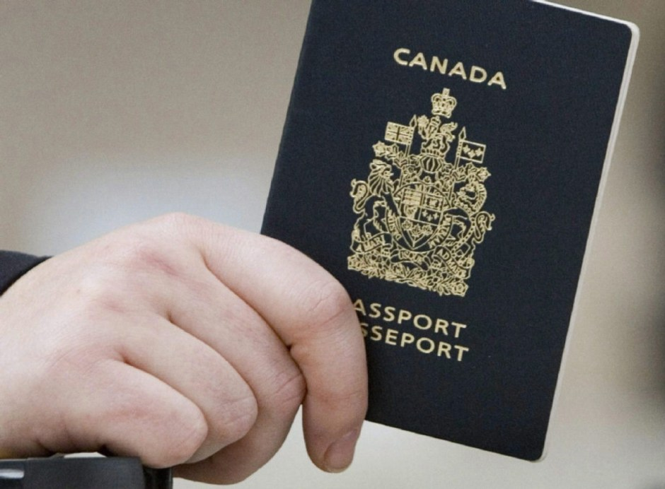 Getting Your Baby A Canadian Passport The Adventures Of Natty P
