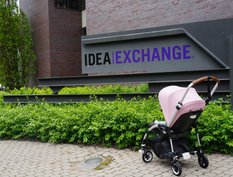 An 'Idea Exchange' Is What Makes a City 2