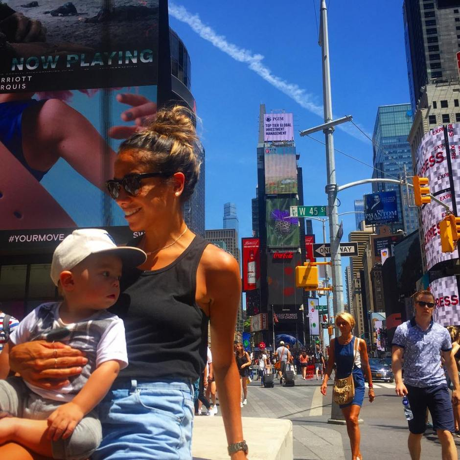 A Baby In The Big Apple 1