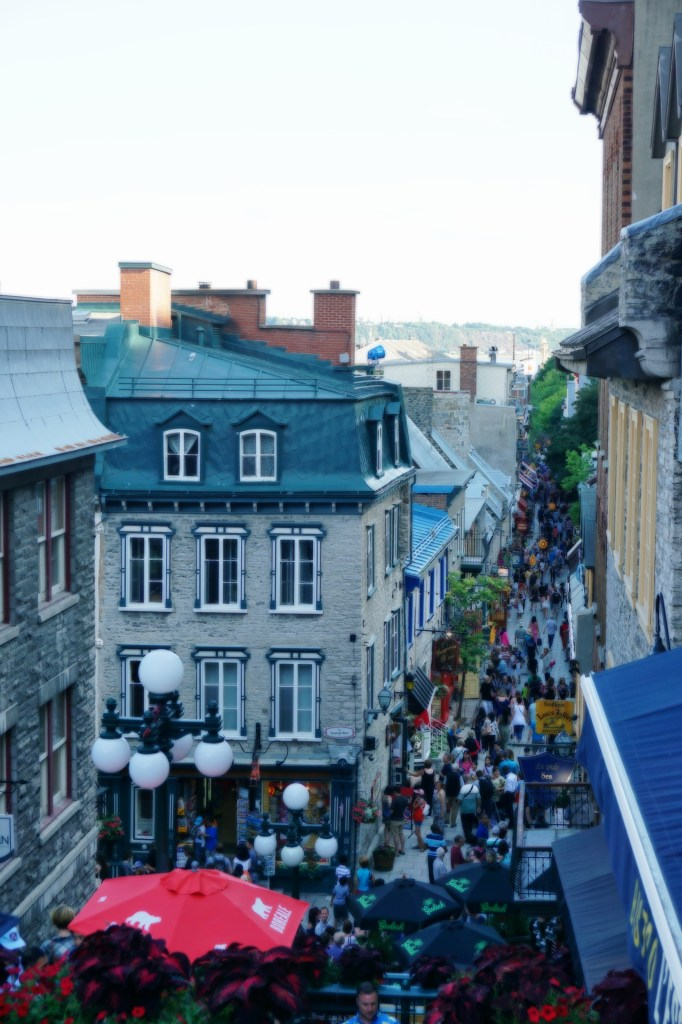 The Family Fairytale that is Quebec City -Petite Champlain