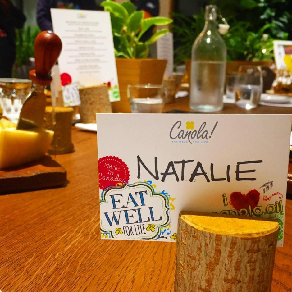Tapas Memories with Canola Eat Well