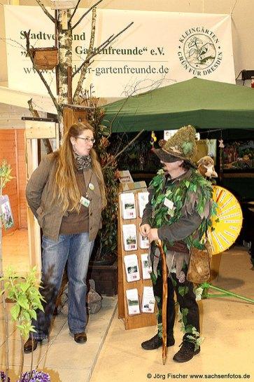 Waldgeist als Gästeführer
