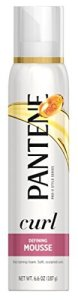 Pantene Pro-V Triple Action Volume Maximum Hold Hair Mousse 6.6 Oz (Pack of 3) by Pantene [Beauty] (English Manual)