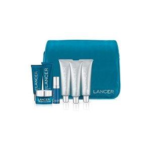 Lancer Skincare La méthode: Sac de Voyage (Pack de 6)
