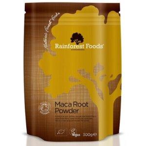 Organic 4 Root Maca Powder – 300g