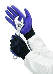 Gants Textile Enduit Mousse JACKSON SAFETY* G40 40226 – 12 paires de gants de taille 8 par sachet (5 sachets par carton)