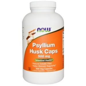 Enveloppe de Psyllium 500mg, 500Capsules