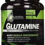 L-GLUTAMINE 1000g by Nutrakey