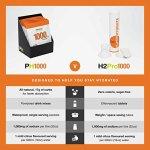 Precision Hydration Lite Electrolyte Drink – Multi Strength Effervescent Electrolyte Tablets (12 Tubes, 1000mg/L – Orange Tube)
