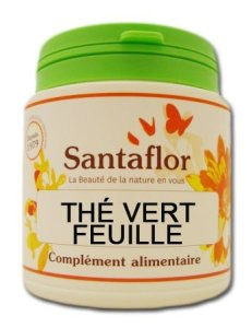 Thé vert feuille extrait – gélules1000 gélules gélatine végétale