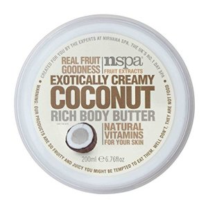 NSPA Coconut Body Butter 200ml
