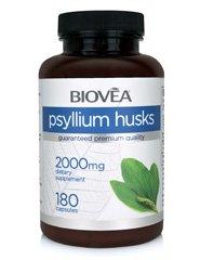 PSYLLIUM 2000mg 180 Capsules