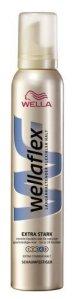 Wella Wellaflex Mousse Mousse Extra Forte Niveau 4
