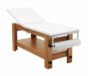 Agv Group – Table Lit De Massage, Soins Beauté, Esthétique En Bois Regolo Vip Okume
