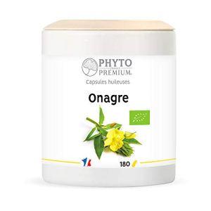 PHYTOPREMIUM Bio Cap Huil Onagre 500 mg