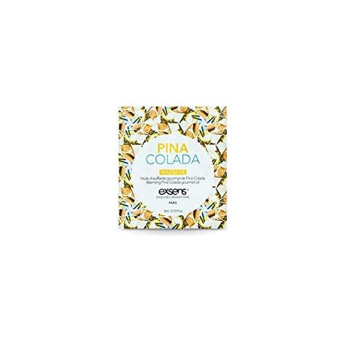 Exsens – DOSETTE HUILE PINA COLADA 3ML Parfum – Pina colada, Tailles – Taille unique