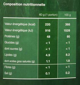 Punch power Végé Protéine Cookie Crème Pot de 900 g