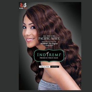BOBBI BOSS IndiRemi Virgin Remi Hair Weave – PACIFIC WAVE (16, 1) by Bobbi Boss