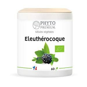 PHYTOPREMIUM Eleutherocoque Racine Bio 220 mg