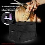 Anself 1pcs Sac à Outils de Coiffure Étui Portatif de Coiffure Outils de Rangement pour Hair Styling Tools Peigne Ciseaux Clip