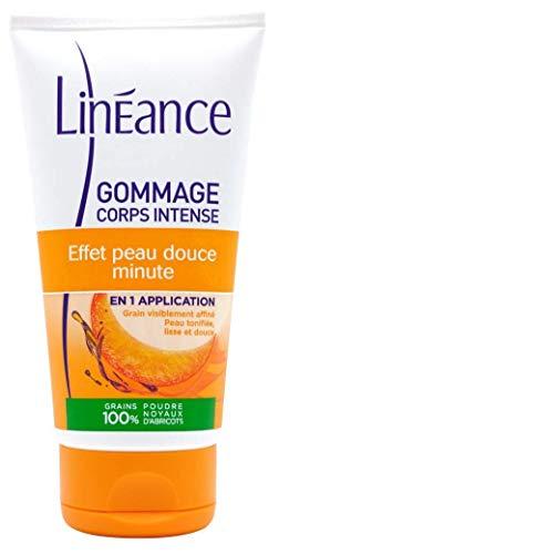 Linéance – Gommage Corps Intense – Peau Tonifiée et Lissée – 100% d'origine naturelle – 150 ml