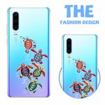 Suhctup Coque Compatible pour Honor 20/Nova 5T Transparente en Silicone,Étui en Souple TPU Motif Animale Ultra Fine Antichoc de Protection Housse Bumper Case Cover pour Honor 20/Nova 5T,A17