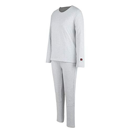 Sous-vêtements thermiques chauffants durables doux pour ajouter du confort pour les soins de santé