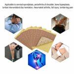 Patch de soulagement de la douleur, 1 lot de 10 paquets de patch de soulagement de l'arthrite pour la spondylose cervicale