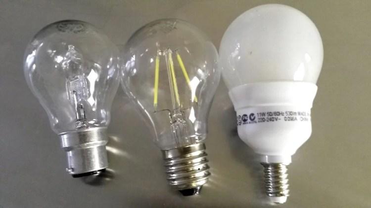 interdiction ampoules halogènes report