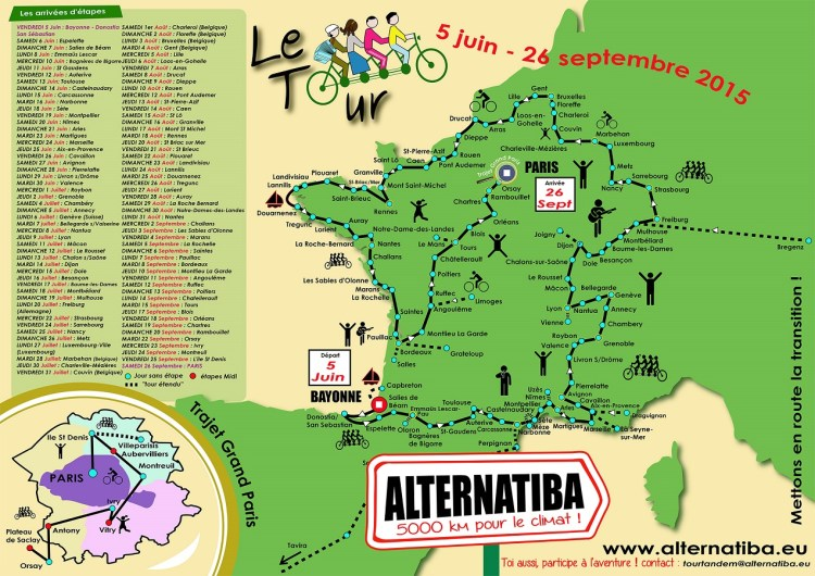 tour alternatiba etapes