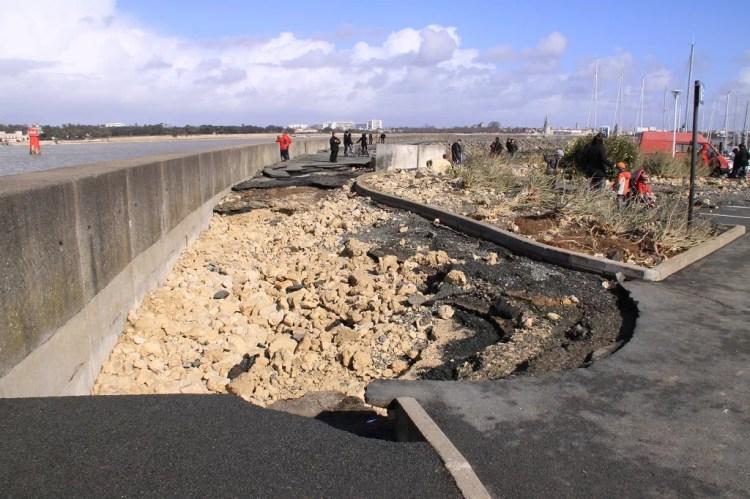 erosion cotiere risque naturel