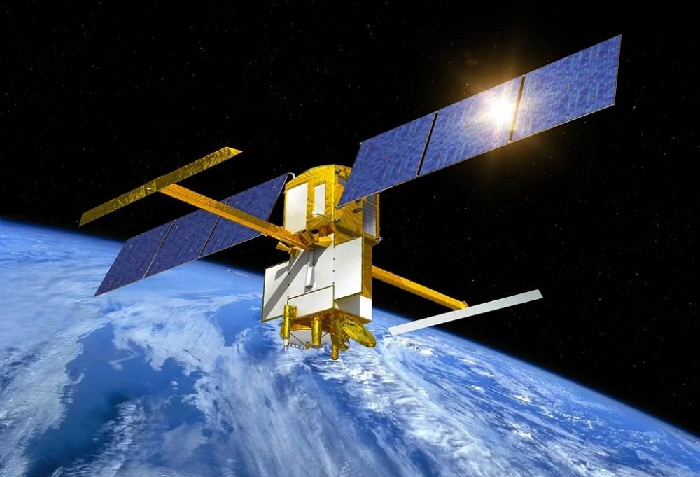 satellites gestion eau rechauffement