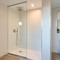 Modern Walk in Shower