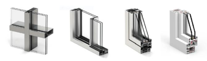 Lanzarote aluminium windows