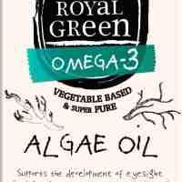 Royal-Green-Algae-Omega-3-Oil