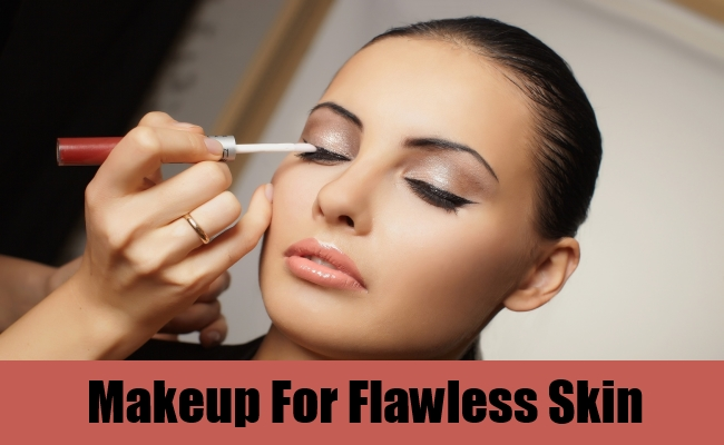 Makeup For Flawless Skin