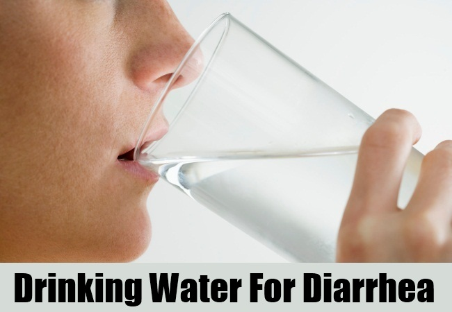 Drinking Water For Diarrhea