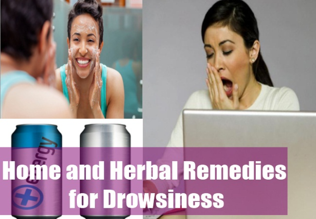 Home and Herbal Remedies for Drowsiness